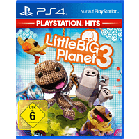 PlayStation Hits: Little Big Planet 3 [PlayStation 4]