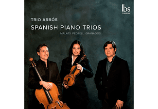 Arbos Trio - Spanish Piano Trios - (CD)