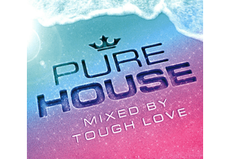 VARIOUS - Pure House - Mixed By Tough Love - (CD)