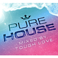 VARIOUS - Pure House - Mixed By Tough Love [CD]