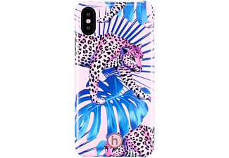 HOLDIT Cover Tropicat iPhone X Rose (13626)