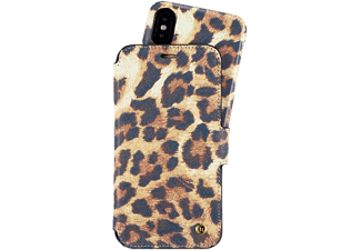 HOLDIT Cover Leo Love Wallet iPhone X Oranje (13637)