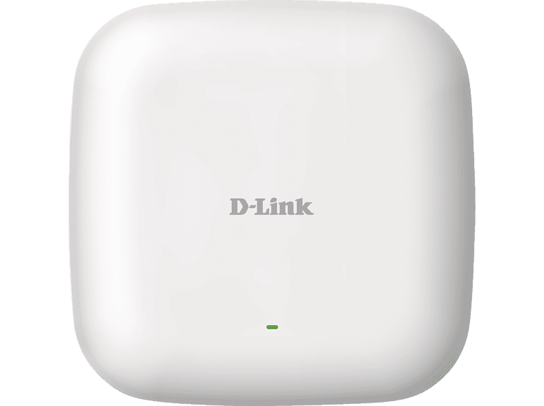 D-LINK DAP-2610 Wireless AC1300 Wave2 Parallel-Band PoE Access Point, Weiß