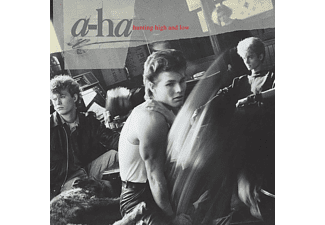 A-Ha - Hunting High And Low (Limited Translucent Edition) (Vinyl LP (nagylemez))