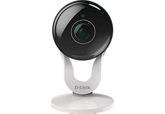 D-LINK Full HD Wi-Fi Camera, mydlink Cloud Camera, 1.920 x 1.080 Pixel, Weiß