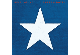 Neil Young - Hawks & Doves (Vinyl LP (nagylemez))