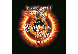 Weapon Uk - Rising From The Ashes (Black Vinyl) - (Vinyl)