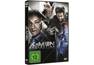 X-MEN MOVIES COLLECTION - (DVD)