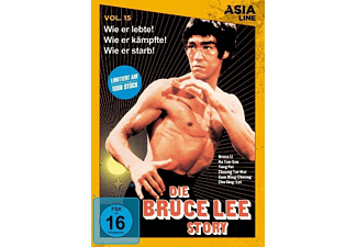 Dragon - Die Bruce Lee Story - (DVD)