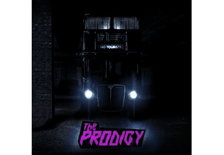 The Prodigy - No Tourists - (Vinyl)