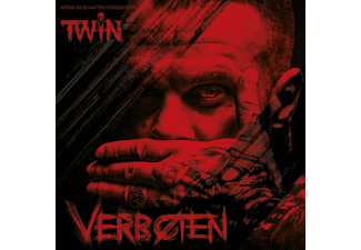 Twin - Verboten (Ltd.Red Vinyl Edt.) - (Vinyl)