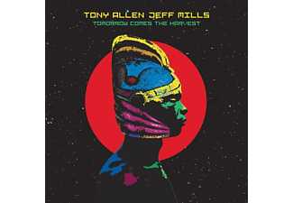 Tony Allen, Jeff Mills - Tomorrow Comes The Harvest - (Vinyl)