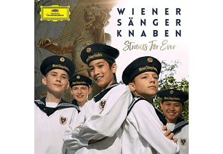 Wiener Sängerknaben - Strauss For Ever - (CD)