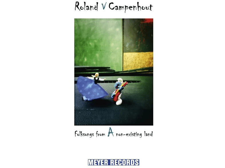 Roland Van Campenhout - Folksongs From A Non-existing Land [CD]
