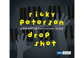 Ricky Peterson - Drop Shot (180g LP) - (Vinyl)