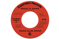 The Ranch Allen Group - Reason To Survive/Peace Of Mind (Remastered) [Vinyl]