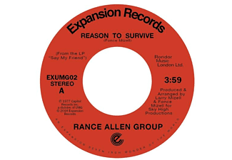 Rance - Group Allen - Reason To Survive/Peace Of Mind (Remastered) - (Vinyl)