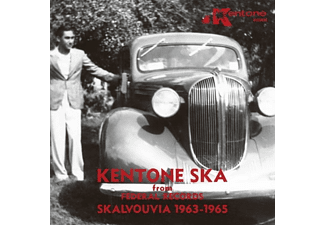 VARIOUS - Kentone Ska From Federal Records: Skalvouvia 63-65 - (CD)