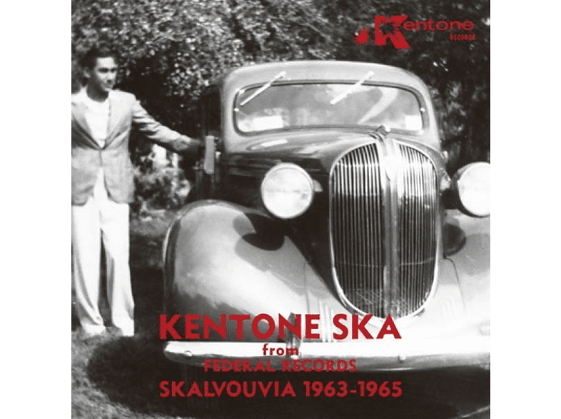 Various - Kentone Ska From Federal Records: Skalvouvia 63-65 [Vinyl]