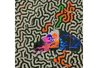 Animal Collective - Tangerine Reef (Black 180Gr.2LP+MP3) - (LP + Download)