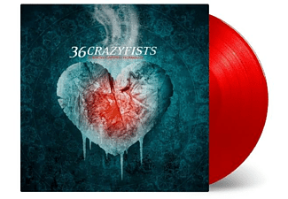 36 Crazyfists - A Snow Capped Romance (ltd rotes Vinyl) - (Vinyl)