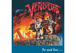 The Vendetta - Go And Live...Stay And Die - (Vinyl)