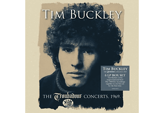 Tim Buckley - The Troubadour Concerts - (Vinyl)