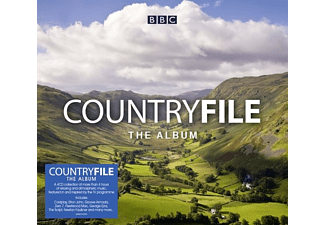VARIOUS - Countryfile-The Album - (CD)