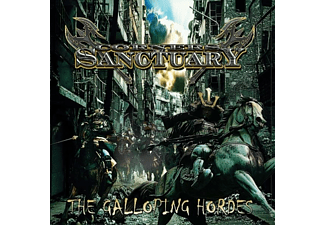 Corners Of Sanctuary - The Galloping Hordes - (CD)