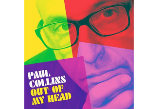 Paul Collins - Out Of My Head - (CD)