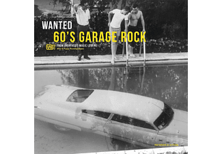 VARIOUS - Wanted 60's Garage Rock - (Vinyl)