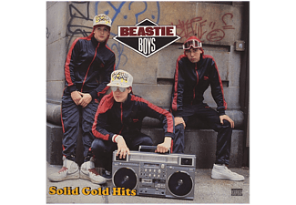 The Beastie Boys - Solid Gold Hits CD