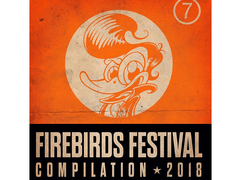 VARIOUS - Firebirds Festival Compilation 2018 [CD]
