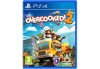 Overcooked! 2 UK/FR PS4