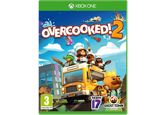 Overcooked! 2 UK/FR Xbox One