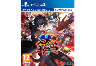 Persona 5: Dancing in Starlight FR/UK PS4