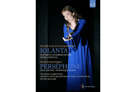 The Chorus And Orchestra Of The Teatro Real - IOLANTA PERSEPHONE (TEATRO REAL 2012) [DVD]