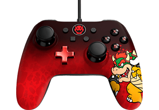 BDA Manette filaire Bowser Nintendo Switch