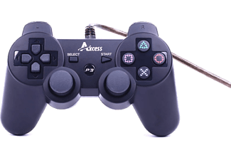 AXCESS PS3/ PS2/ PC Dual Shock Oyun Kolu