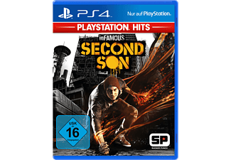 PlayStation Hits: inFAMOUS: Second Son - PlayStation 4