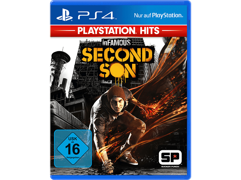 PlayStation Hits: inFAMOUS: Second Son [PlayStation 4]