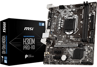 MSI H310M Pro-VD MB Anakart