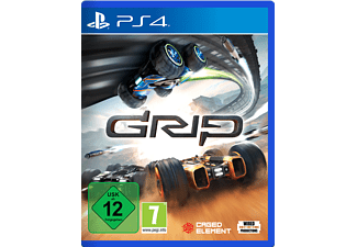 Grip - PlayStation 4