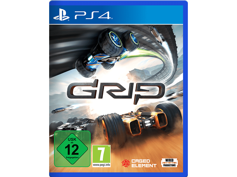 Grip [PlayStation 4]