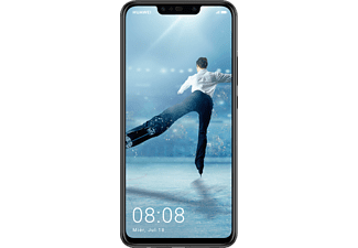 "Móvil - Huawei P Smart Plus, 6.3"", 4 GB RAM, 64 GB, Dual Cam 16 + 2 MP, Negro"