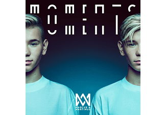 Marcus & Martinus, VARIOUS - Moments [CD]