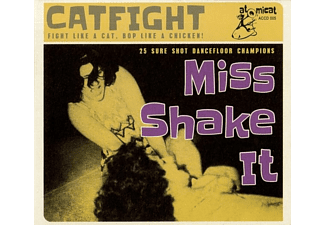 VARIOUS - Cat Fight Vol.5-Miss Shake It - (CD)