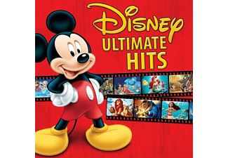 VARIOUS - Disney Ultimate Hits - (Vinyl)