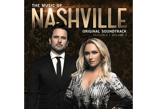 Nashville Cast - The Music Of Nashville Season 6.2 - (CD)