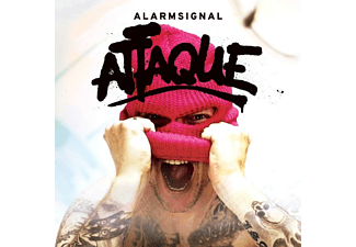 Alarmsignal - Attaque (180gr.+Download) - (Vinyl)